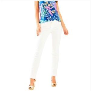 """Lilly Pulitzer 31"""" Kelly Dinner Pants NWT"""